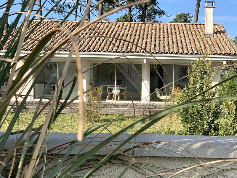 MAISON BORD DE MER MEDOC, holiday rental in Vendays Montalivet