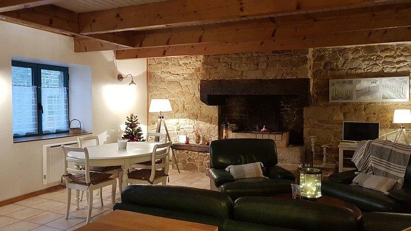 Le Penty Penty breton, holiday rental in Landevant