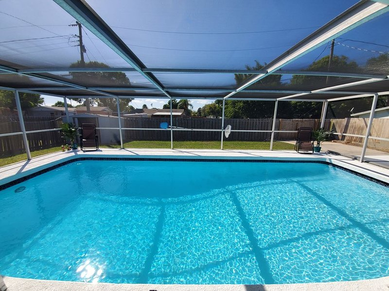 Cozy Pool Paradise!!, vacation rental in West Melbourne