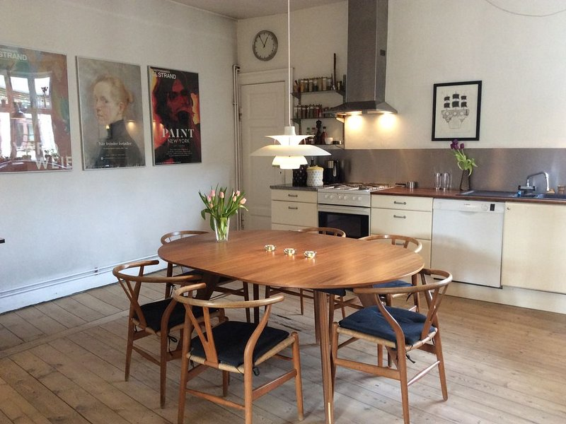 Spacious apartment in the heart of Copenhagen, Ferienwohnung in Roedovre Municipality