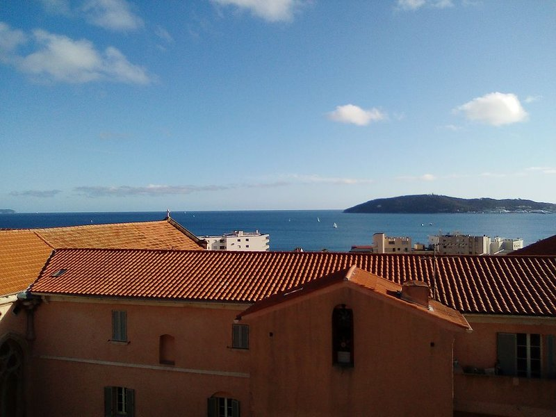 Appartement à 200m des plages, holiday rental in Toulon