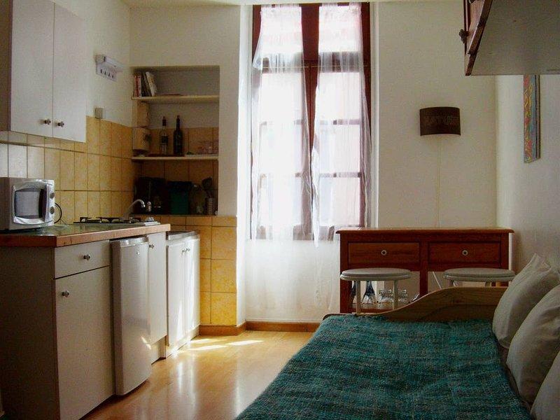 Studio au coeur d'Agde, location de vacances à Agde