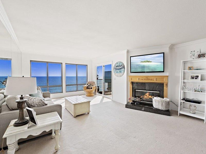 Gorgeous ocean views and a short walk to town.  The ultimate vacation spot!, alquiler de vacaciones en San Clemente