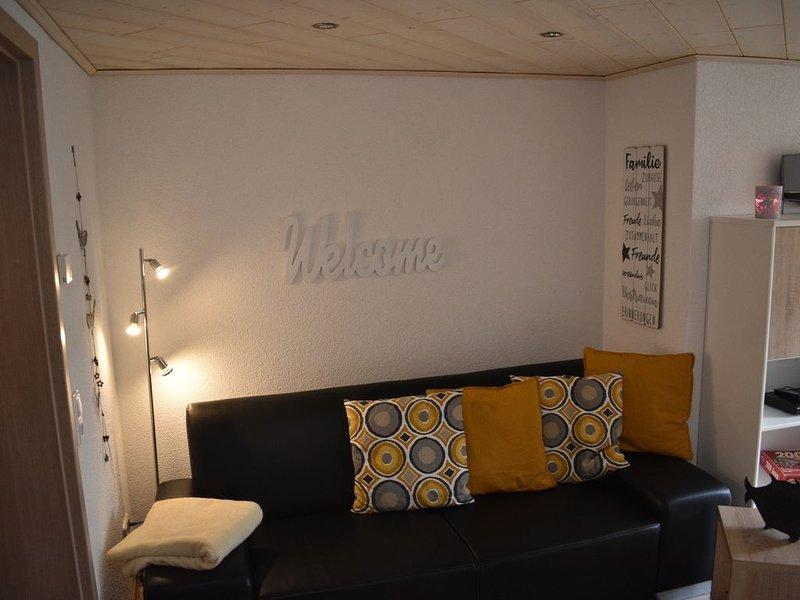 5 *****Ferienhaus, 2-4 P.,2 SZ, Wlan per DSL gratis ,Spielplatz, location de vacances à Unterwurschnitz