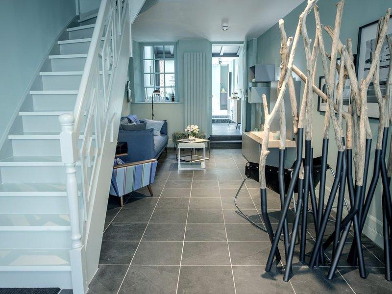 Villa MAÏA cottage de charme style scandinave au coeur de la ville, holiday rental in Buire-le-Sec