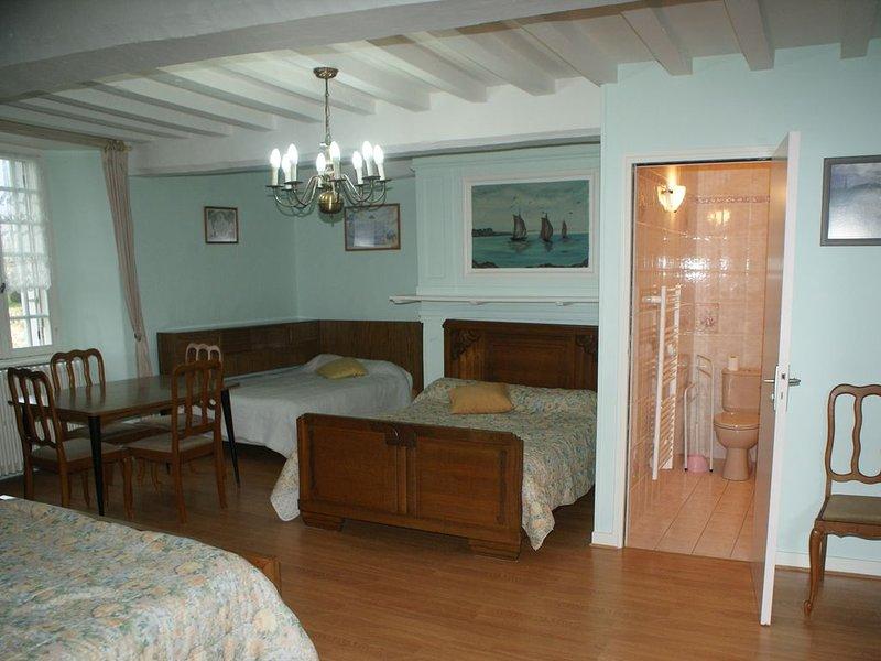 Maison ancienne du XVIe, location de vacances à Saint-Meloir-des-Ondes