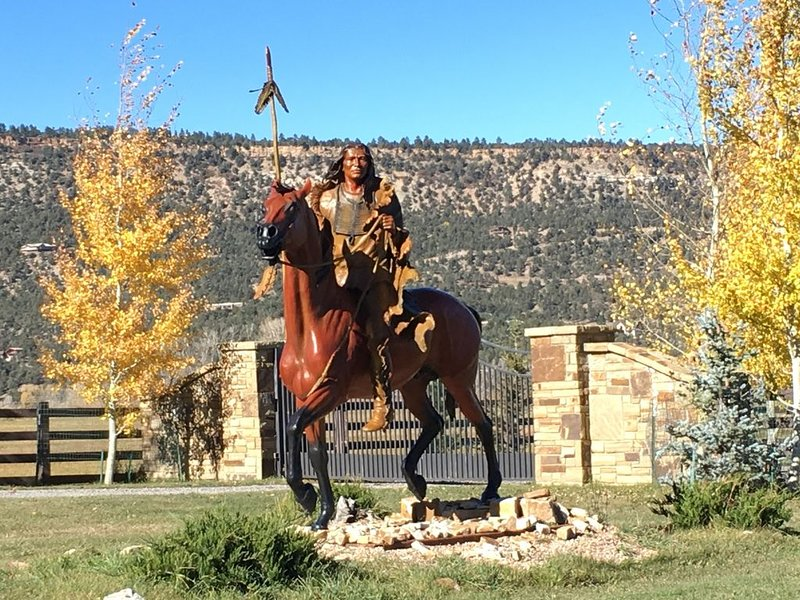 New Listing!  Premier ranch home on 35 acres with magnificent Mountain views!, holiday rental in Ridgway