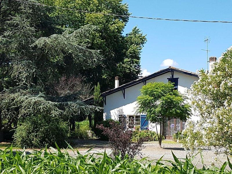Maison Béarnaise au pied des coteaux, vacation rental in Escos