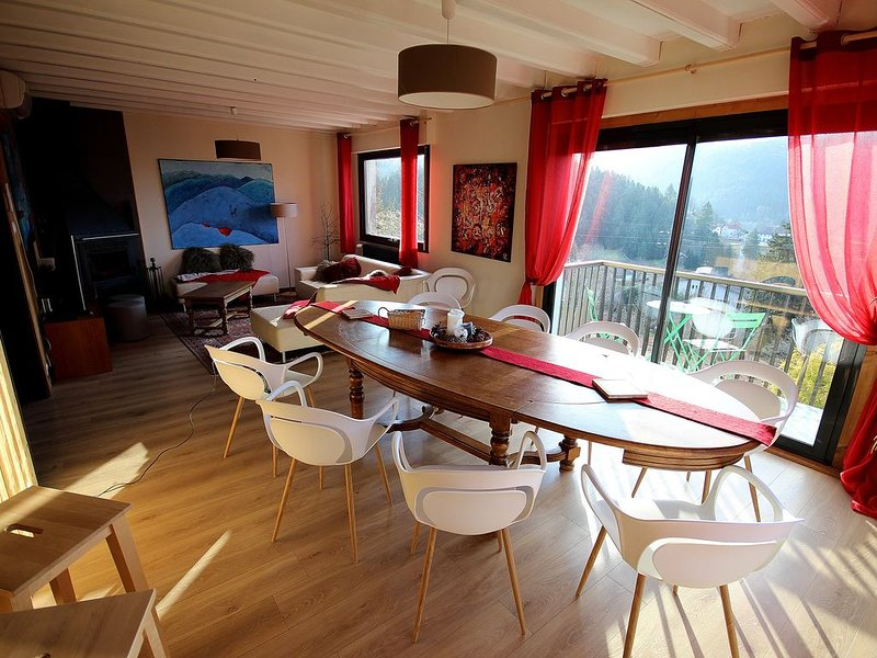 Le refuge du peintre Gerardmer, holiday rental in Gerardmer
