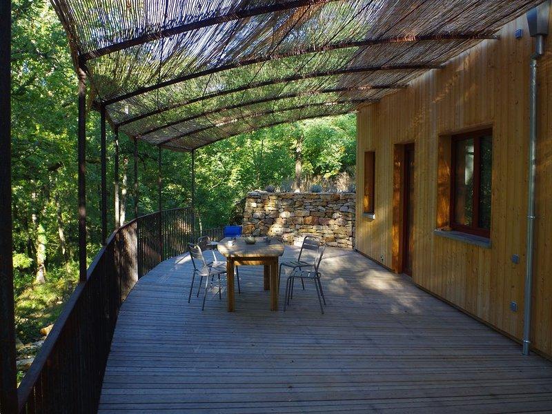 Gite Hamot dans le sud-ouest de la France, location de vacances à Parisot