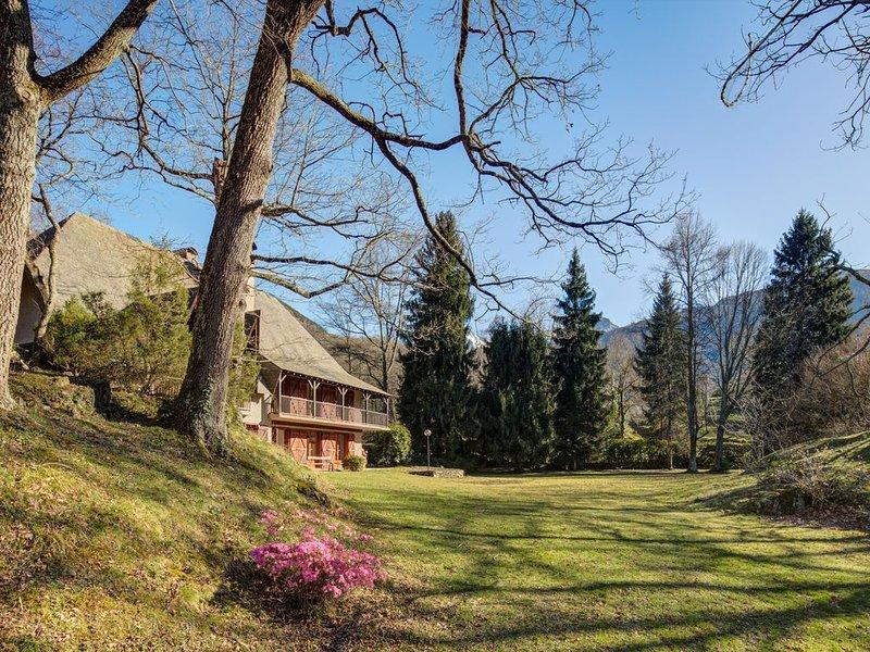 Maison Le Rocher, vallée d'Ossau, aluguéis de temporada em Bearn-Basque Country (Pyrenees Atlantiques)