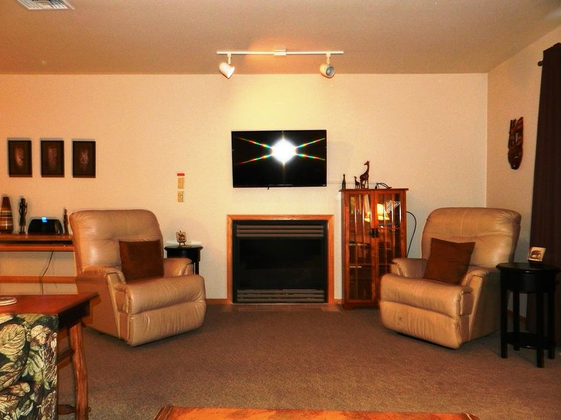 Downtown Bayfield Condo- Lakeview Just Steps to Ferry and Restaurants, vacation rental in Bayfield