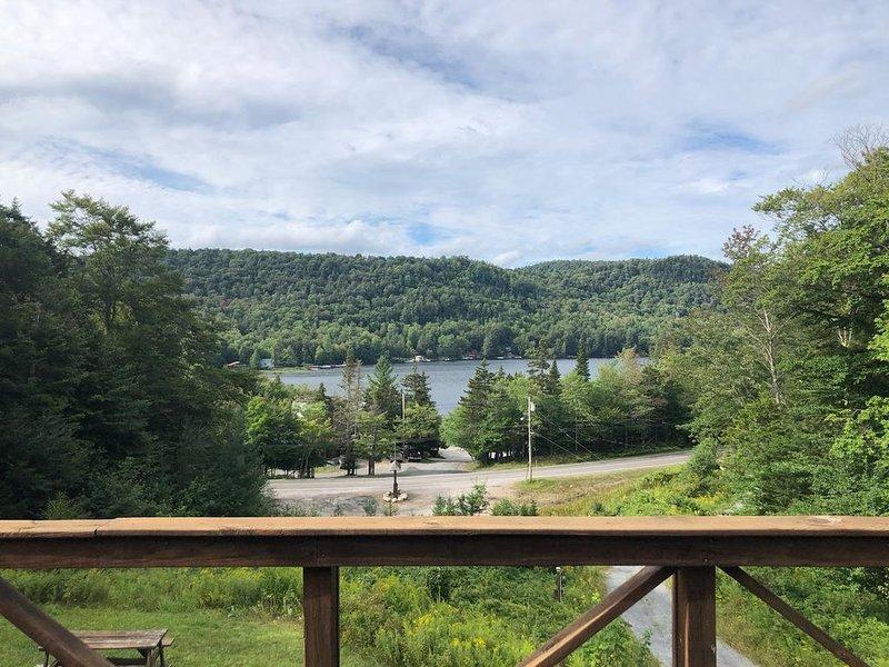 Camp Overlook - Big Moose, Adirondacks, alquiler de vacaciones en Eagle Bay