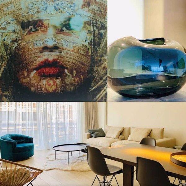 Stijlvol & ruim appartement in hartje Knokke, holiday rental in Sluis