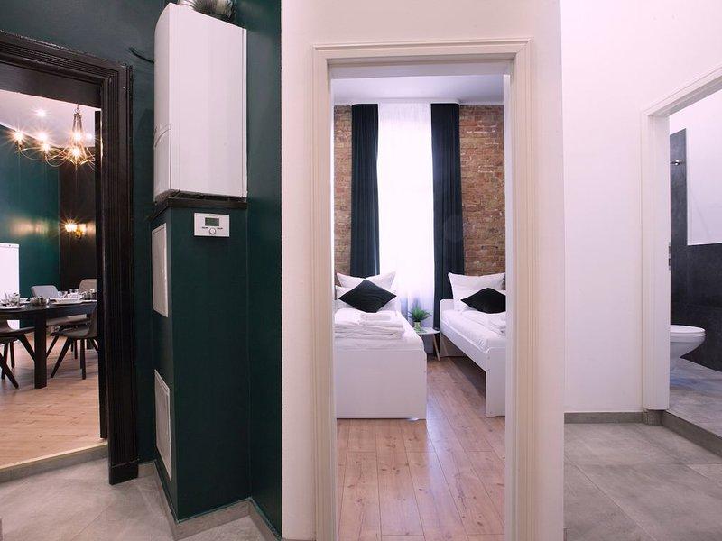 Schloßapartment Großraum in zentraler Lage, holiday rental in Mahlow