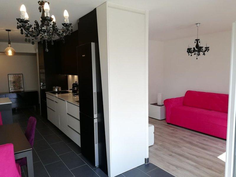 appartement à 200 m de la plage en terrain plat, vacation rental in Benerville-sur-Mer