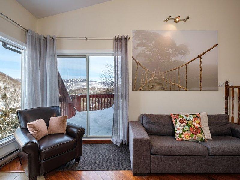 Tremblant Condo Panoramique, holiday rental in La Conception