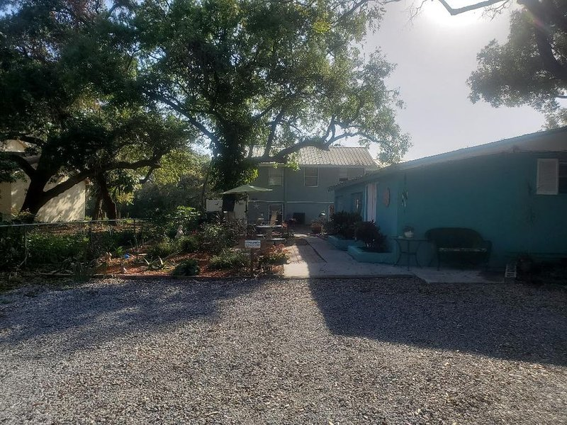 River Garden Charm on the Alafia, holiday rental in Gibsonton