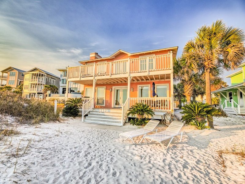 Cannot Get Closer To Beach, Recently Fully Remodeled, vacation rental in Inlet Beach