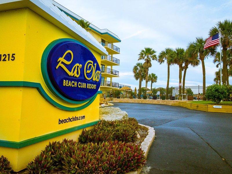 LAS OLAS BEACH CLUB, OCEANFRONT CONDO, SATELLITE BEACH, FL, alquiler de vacaciones en Satellite Beach