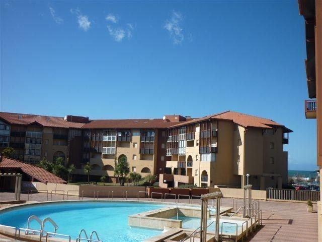 Appartement T3 avec terrasse, à 100 m de la plage et 5 min à vélo du lac, casa vacanza a Hossegor