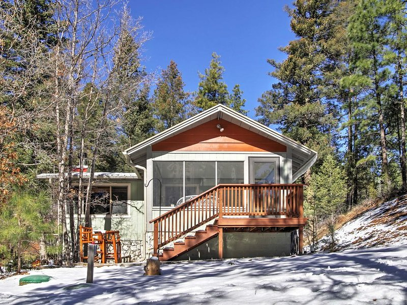 Peaceful Comfort with Mountain Views, vacation rental in Ruidoso