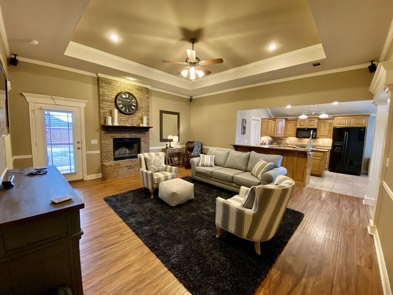 Gorgeous Amarillo Home, Close to Everything, holiday rental in Amarillo