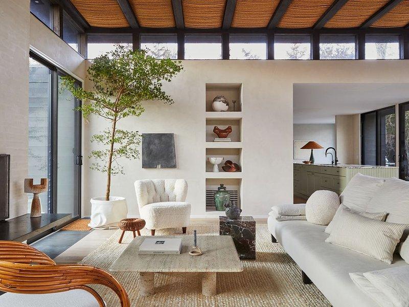 Modernist 4 Br Home - Impeccably Designed Published In Elle Decor - Amagansett, aluguéis de temporada em Springs