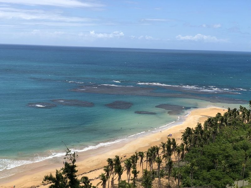 Amazing 21st Floor Beachfront Apartment. Playa Azul, Luquillo, holiday rental in Luquillo