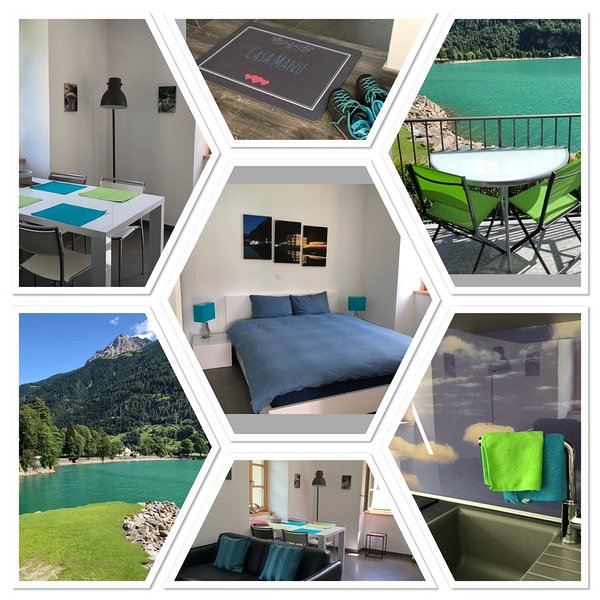 Casa Manu - Villa Lardi, holiday rental in Chiuro