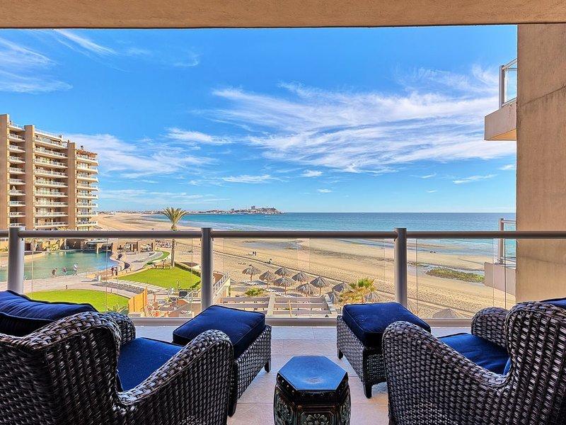 Ocean Front Beauty, 3 Bedroom/2 Bath, Opening June 29, casa vacanza a Puerto Penasco