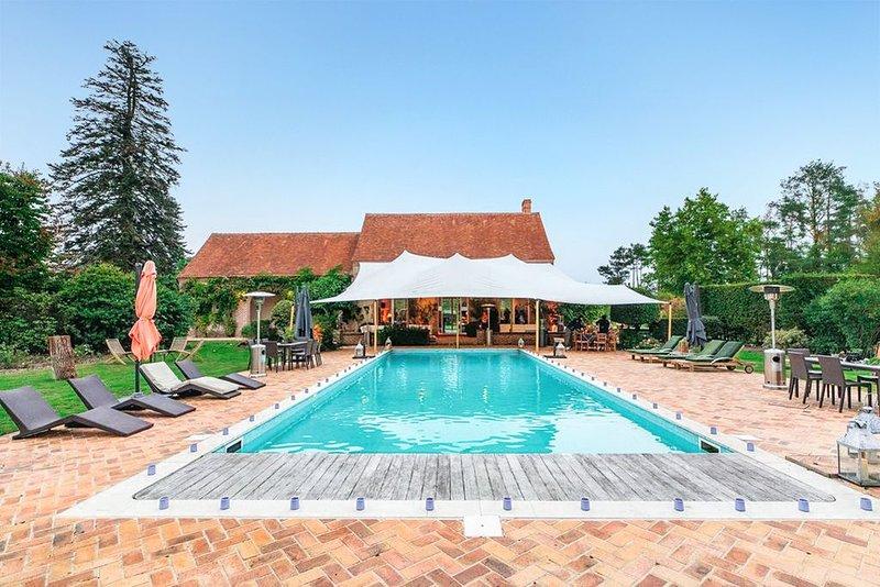Domaine de Petite Ville, holiday rental in Romorantin-Lanthenay