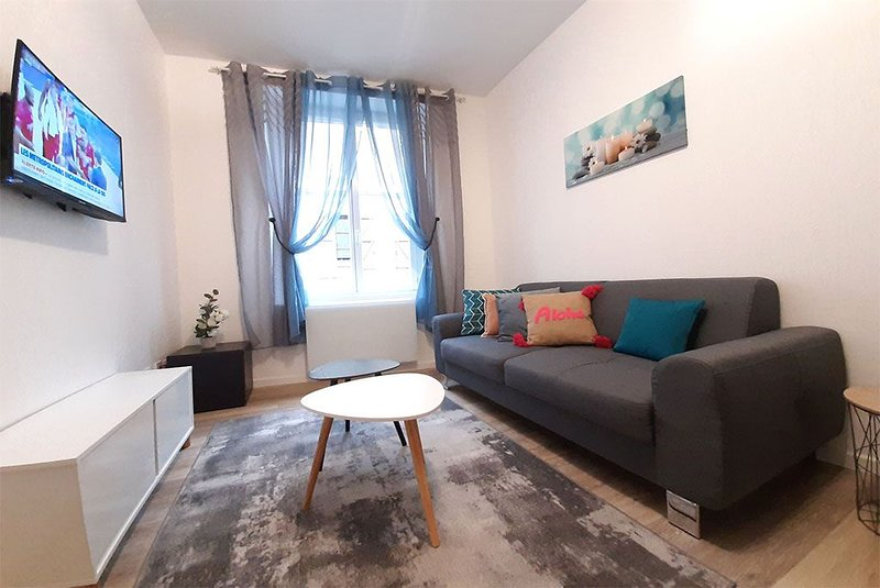 Appartement cosy Hyper centre, proche Disney, holiday rental in Chailly-en-Brie