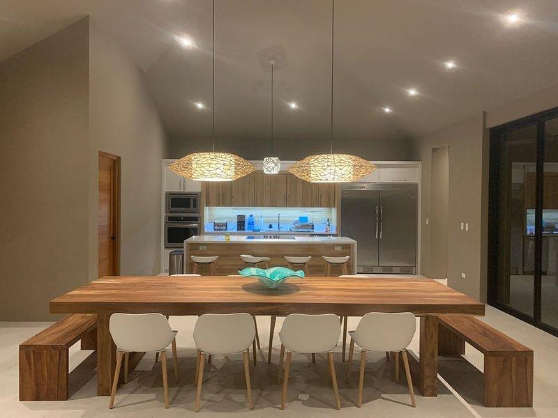 Villa Aracari - Brand New 5 Bedroom Luxury House in Exclusive Hacienda Pinilla!, vacation rental in Playa Avellanas