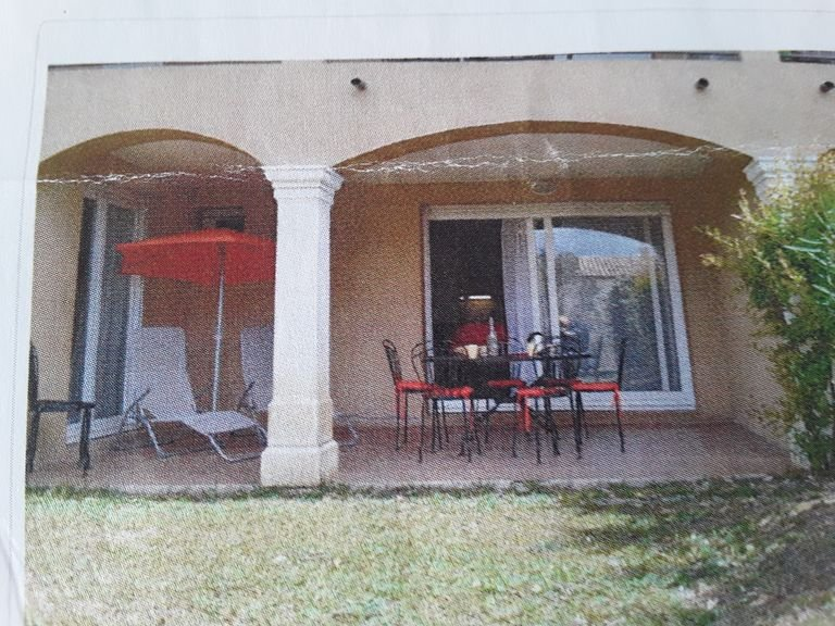 Appartement plain pied, holiday rental in Sainte-Maxime