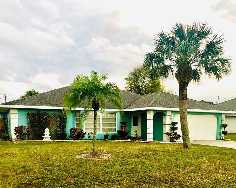 Florida Fun in the sun, holiday rental in Fort Ogden