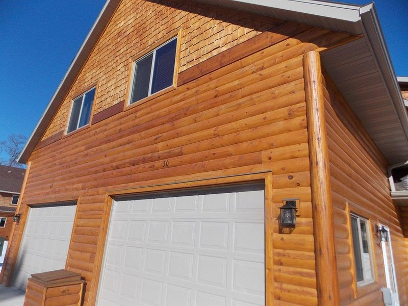 Twin Home 30 with Lakeview, aluguéis de temporada em Pequot Lakes