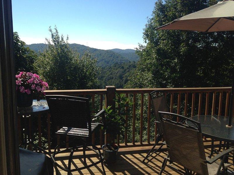 Stunning Mountain Views - Boone/Blowing Rock, NC, alquiler de vacaciones en Blowing Rock