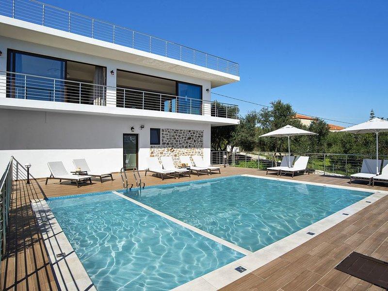 Kera Green Private Villa, casa vacanza a Tsivaras