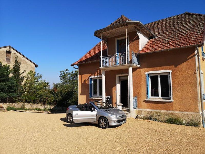 Chambres / Maison d'hôtes, holiday rental in Les Avenieres