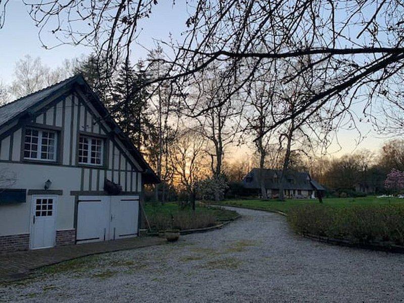 Jolie maison Normande, holiday rental in Le Breuil-en-Auge