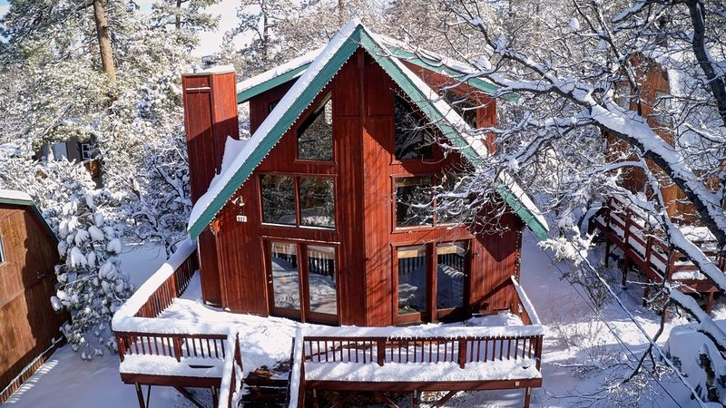 STARGAZER-New for Sugarloaf, Big Bear, holiday rental in Sugarloaf