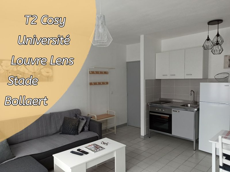 Les chevalets I, Université/Louvre/Bollaert, holiday rental in Gauchin-Legal