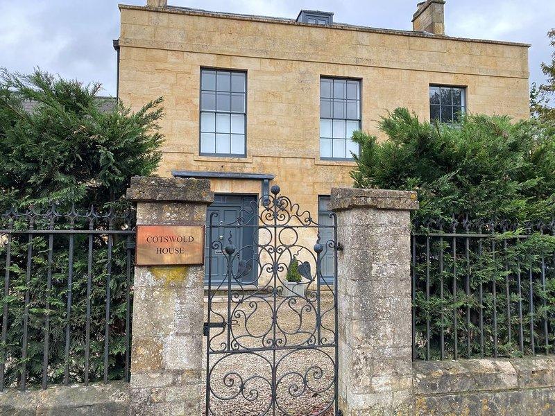 Cotswold House, MORETON-IN-MARSH, alquiler vacacional en Moreton-in-Marsh
