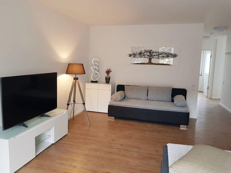 2 Zimmer Wohnung in Hilden am Kronengarten, holiday rental in Solingen
