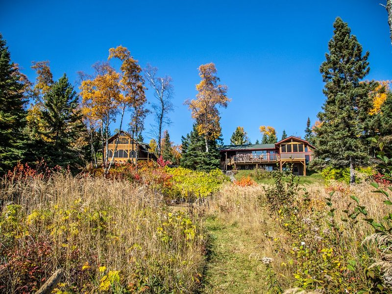 Serenity on Superior - Cascade Beach Road - Lake Superior - Lutsen - Cascade Vac, holiday rental in Lutsen