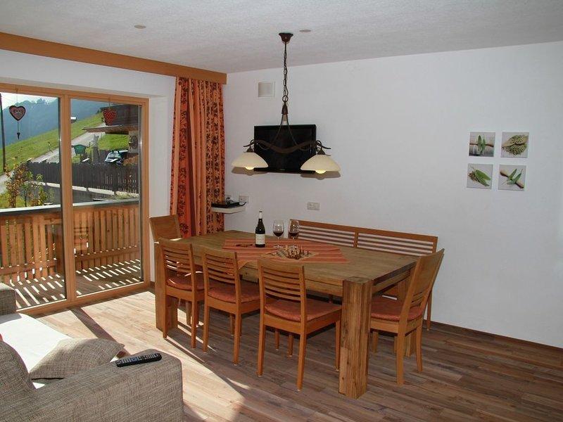 "Ferienwohnung ""Am Winterhaus"" in Tux in den Zillertaler Alpen, vacation rental in Juns"