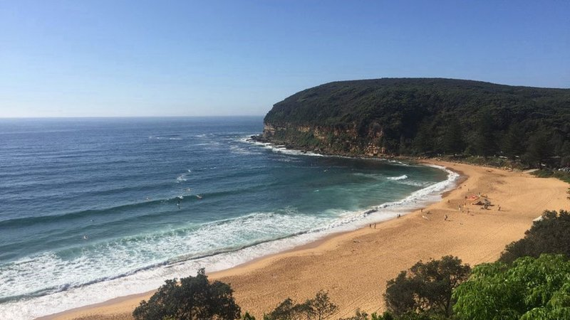 The Beach Hive - absolute beachfront, holiday rental in Macmasters Beach
