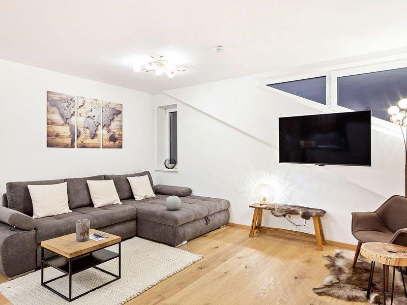 Luxurious Apartment in Hohentauern with Sauna, casa vacanza a Moederbrugg