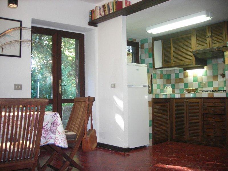CASA COSA ANSEDONIA  PANORAMA ECCEZIONALE, vacation rental in Ansedonia